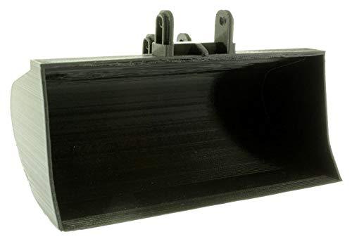 Aushub-Löffel extra breit für Siku Control 32 Liebherr Bagger 6740