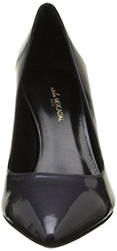 Atelier Mercadal - Stella, Scarpe col tacco Donna Grigio (Gris (Vernice Perlato Fumo))