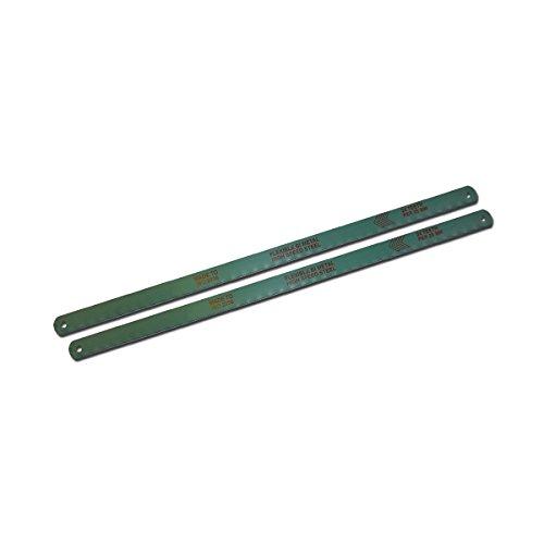 Armeg hs002 Lames pour scie à métaux 30,5 cm – Gris (Lot de 2)