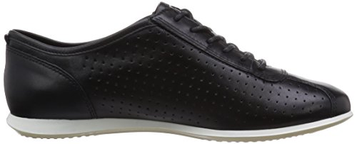 Ecco TOUCH Damen Sneakers Schwarz (Black 1001)