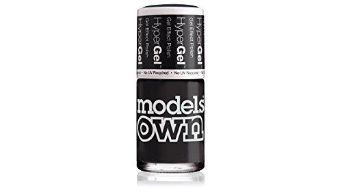 Models Own HyperGel polonais – sg036 Jet Noir C15/58400