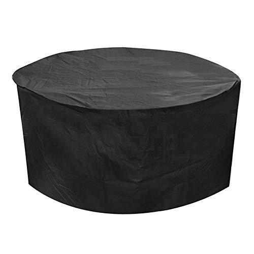 ZHANWEI Gartenmöbel Abdeckung Abdeckplane Schutzhülle Gartentisch Tabelle Stuhl Staubschutzhaube...
