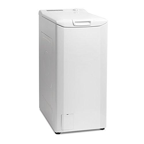 Montpellier MTL6120W 6kg 1200rpm Freestanding Top Loading Washing Machine-White