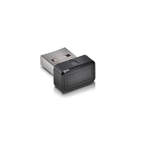 Kensington K67977WW Sicherheitschlösser 360 Grad Lesbarkeit mit Antispoofing-Schutz und übertrifft Branchenstandards für Computer schwarz