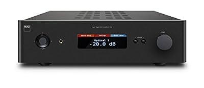 NAD C 388 Nero amplificatore audio ai migliori prezzi da Polaris Audio Hi Fi