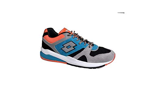 Lotto Leggenda Scarpe 211150 1YD Marathon Block Uono Casual Sneakers Multicolor