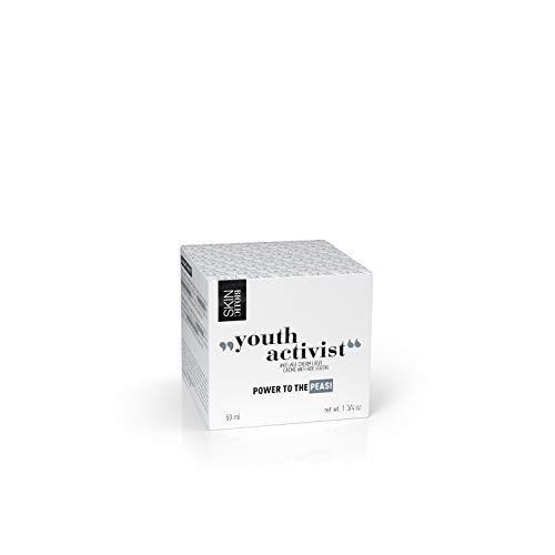 Jade Feuchtigkeitscreme (SKINBIOTIC by BABOR I Anti-Age Cream light I Gesichtscreme für mehr Elastizität und Festigkeit I 50ml)