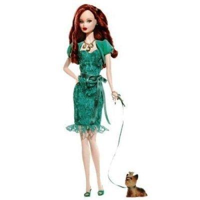 Barbie Collector # K8694 Birthstone -