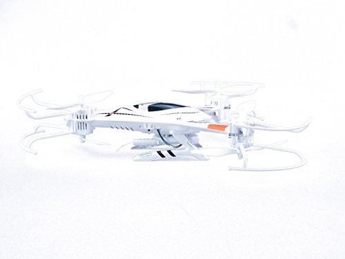 efaso CX-33W - FPV WiFi Tricopter Cheerson 2.4 GHz, 4-Kanal Tricopter mit 720p WIFI HD-Kamera, Höhenbarometer und automatischer Start- und Landefunktion - 5