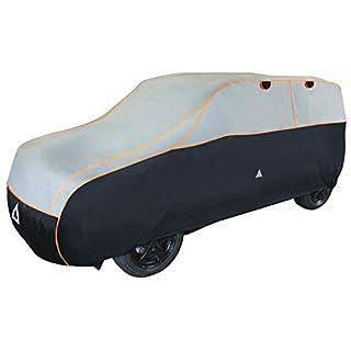 Walser 30984 Hagelschutz Auto, Hagelschutzgarage SUV Größe M, wasserdicht atmungsaktiv