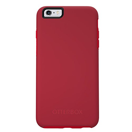 OtterBox Symmetry 2.0 Custodia per Apple iPhone 6/6s, Rosso