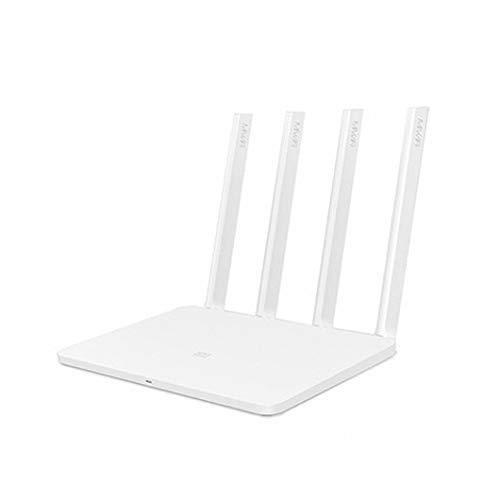 Xiaomi XIROUTER3 - Router Mi WiFi3 (128 GB) Color Blanco