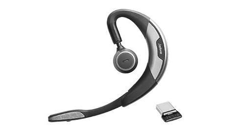 GN Netcom 6630-900-340 Jabra Motion UC MS Casque mono-oreillette, Bluetooth V4.0, mini USB, commande vocale en allemand, pour Microsoft