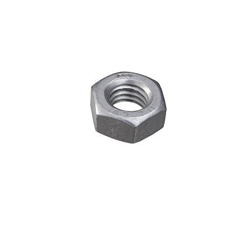 100 Stück Sechskantmuttern M8 DIN 934 V2A Edelstahl Muttern
