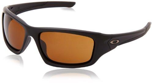 Oakley Sonnenbrille Valve Matte Black Dark Bronze (S3), One size