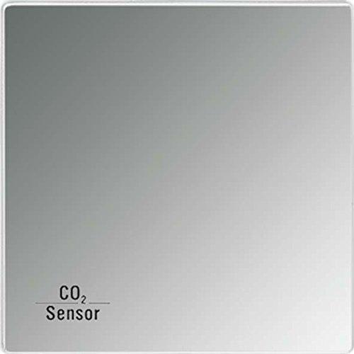 JUNG KNX - SENSOR KNX AIRE/CO2 CON BCU CROMO/CROMADA BRILLANTE ACERO