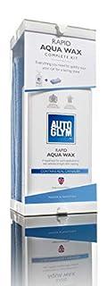 Autoglym Rapid Aqua Wax Complete Kit (B0060KJLKY) | Amazon Products