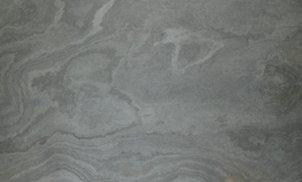 wetboard fin ardoise, panneau de mousse dure avec placage en pierre multicolore ardoise California or