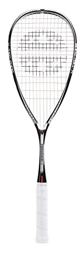Unsquashable Squash Schläger Y TEC 7005 C4, Schwarz/Weiß, One Size, 296165