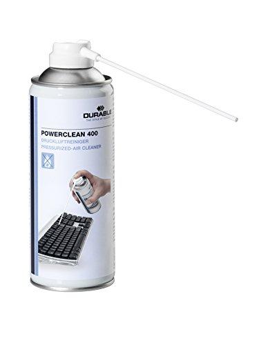Durable 573819 Spezialreiniger Powerclean 400, Druckluftreiniger, 400 ml