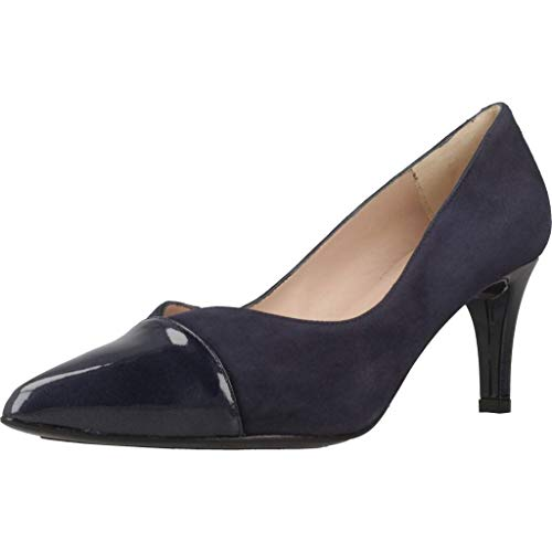 Zapatos TAC�n, Color Azul AZUL1546, Marca ARGENTA