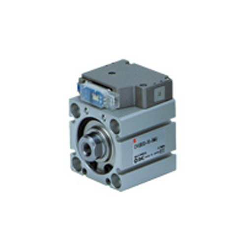SMC cvqb40-100m-5mub Kompakte Zylinder, mit Magnetventil -