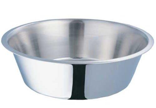 Bonka Bird Toys 800012Edelstahl Standard 5Quart Käfig Tasse Schüssel Vogel Hund Lebensmittel Wasser -