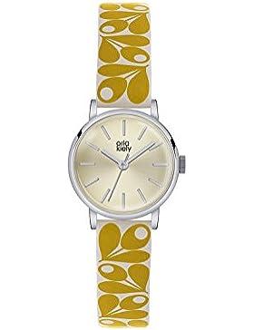 Orla Kiely Damen-Armbanduhr OK2037