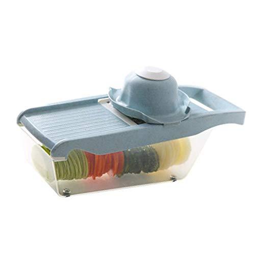 Censhaorme Multifunktionale Mandolinist Slicer Set Karotte Zwiebelschneider Kartoffel Chopper Julienne Cutter Haushalts Knoblauch Shredder -
