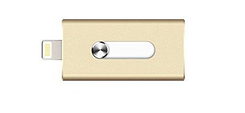 Vahome® memoria USB Flash Drive per computer, iPhone, iPad e Android Smart Phone Series
