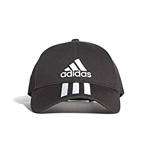 adidas 6 Panel 3 Stripes Cotton Twill, Headwear Unisex Adulto 2 spesavip
