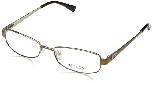 Guess Damen Brille Gu2569 049 53 Brillengestelle, Braun,