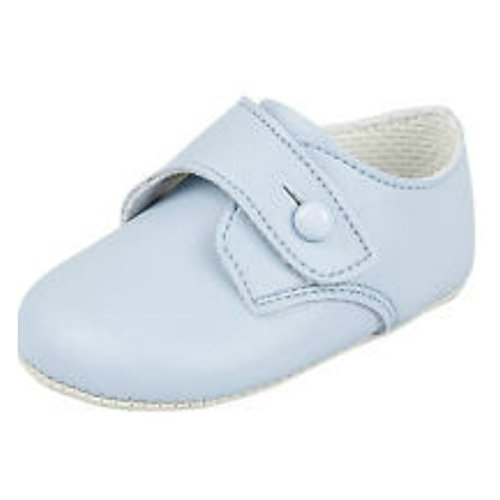 ae9285873b795 BNIB Made in England baby boys Baypod first pram shoes in blue FREE UK  POSTAGE (6-12 months) - Buy Online in Oman. | Shoes Products in Oman - See  Prices, ...