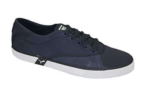 Puma Rally match 34927609, Baskets Mode Homme Bleu marine et blanc