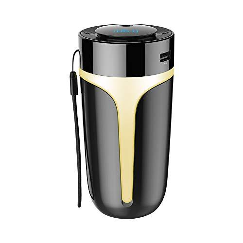 CAPE Caricabatteria per Auto Purificatore d'Aria per Auto Deodorante purificazione umidificatore Lettore MP3 Lettore di Musica U Aroma Bluetooth Vivavoce per Auto