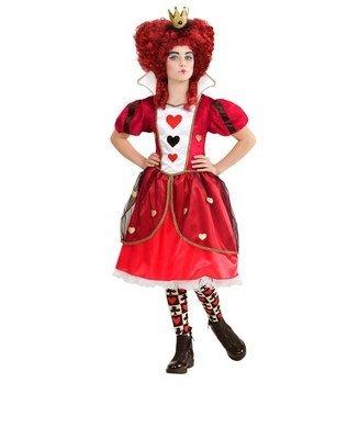 Widmann-WDM06156 Kostüm für Mädchen, mehrfarbig, WDM06156