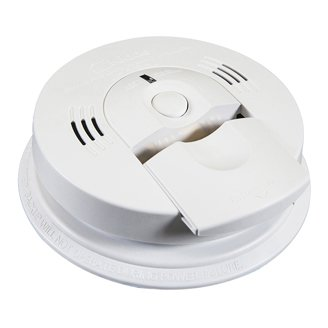 batteriebetrieben Night Hawk Kombination Smoke/CO Alarm mit Stimme/Alarm Warnung Powered Smoke Detector