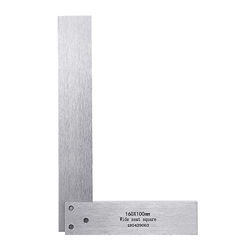 Precision Steel Square Set - ExcLent Machinist Square 90º Right Angle