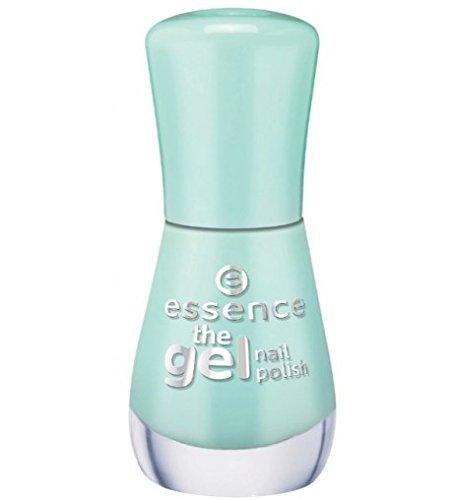 Essence The Gel Nail Polish n. 40Play With My menta colore: menta contenuto: 8ml Smalto senza LED proiettore