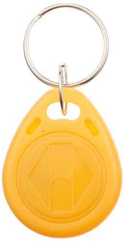 20pcs-gelb-em4100-125khz-rfid-proximity-ausweis-token-tag-schlusselanhanger