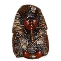 Small Tutankhamun Mask - EGYPTIAN FIGURES AND STATUES