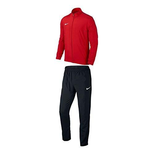 Nike - Academy16 Knt - Survêtement - Homme - Multicolore (rouge/noir/blanc) - XL