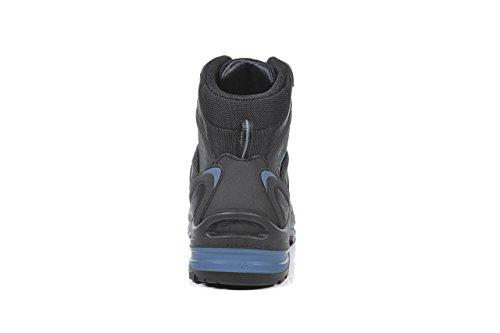 Lowa Innox Work GTX Lime Mid S3 schwarz/blue