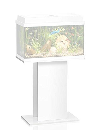 Juwel Rekord 600/700weiß Spalte stehen für Aquarium, 61x 31x 63cm