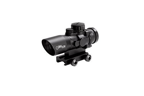 Sun Optics USA Tactical Prismatic Reticle/Lite Sighting Device (6 x 50-Inch) by Sun Optics USA