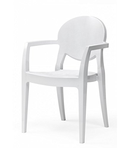 Scab Design Lot 2 fauteuils Mod. Igloo - Made in Italy - Blanc
