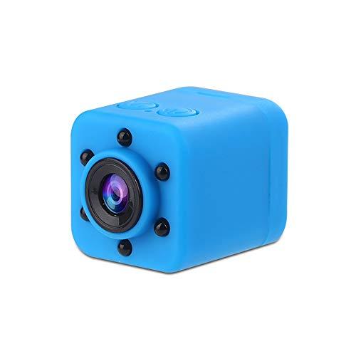 LXYFMS HD 1080P Kamera Mini Spion Versteckte Sport Mini DV Recorder Spion Kamera Mit Bewegungserkennung Sicherheit Und Nachtsicht (Color : Red) -
