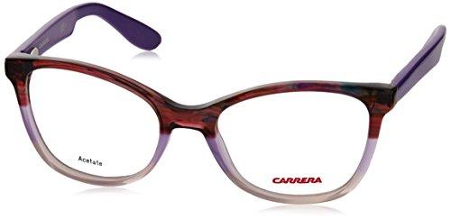 Carrera Junior Unisex-Kinder CARRERINO 50 WBN 47 Sonnenbrille, Violett (Vlt Striped),