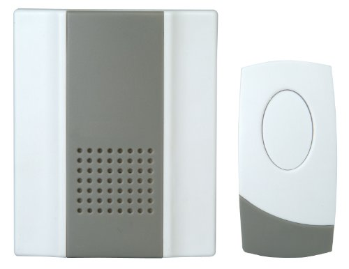 Price comparison product image Kopp 207301027 Wireless Doorbell 24 Melodies White