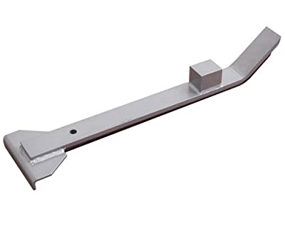 Wolfcraft 6928000 Pulling Ledge, with Anvil and Support Pad, for correct placing of laminate - cheap UK light store.